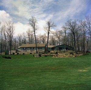 Aspen Lodge, Camp David, MD