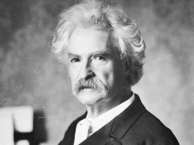 Samuel L. Clemens  (the real thing)