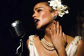 Lady Day herself, Billie Holiday