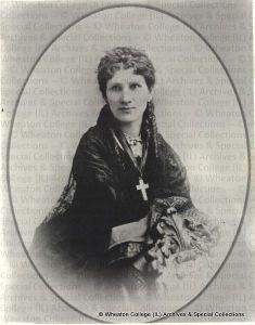 Anna Leonowens circa 1860