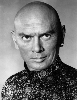 Yul Brynner in Anna and the King of Siam,